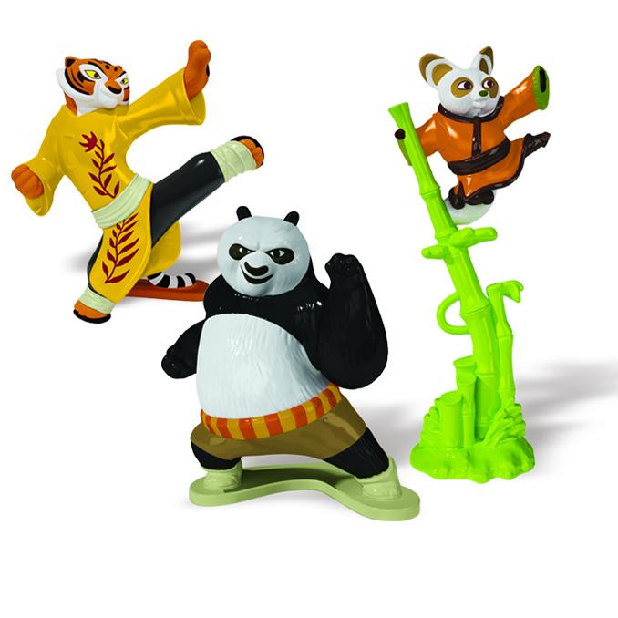 Le sorpresine Kung Fu Panda 3