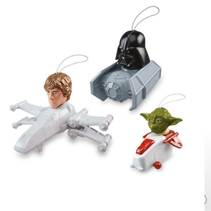 Le sorpresine Star Wars