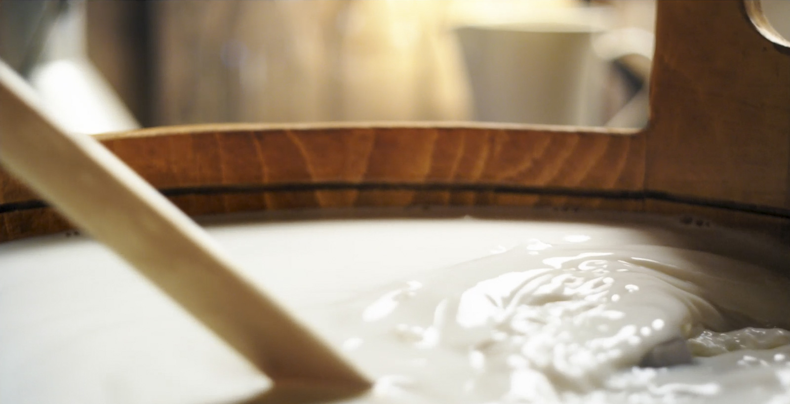 Latte fresco pastorizzato.