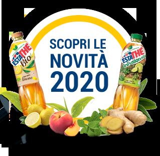 Estathè - scopri le novità 2020