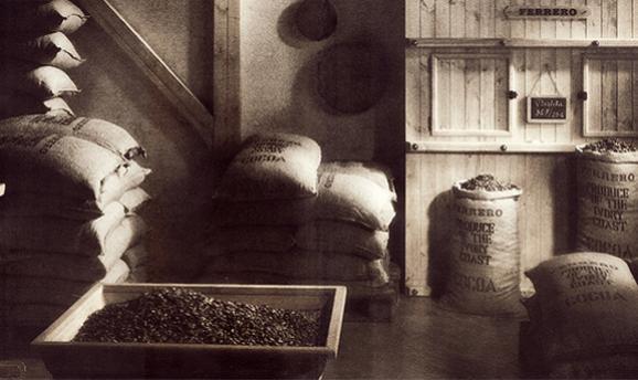 Ferrero Rocher History