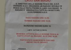 Raduno al Lago S.Biagio 24-10-2015