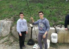 Raduno lago S.Biagio 7-04-18