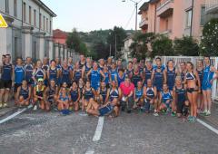 Alba (Moretta) - Giro Notturno per le Vie del Borgo 2016