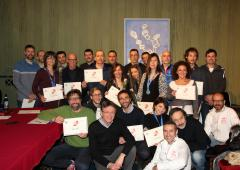 Alba - Premiazione Club 42,195