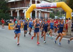Santa Vittoria d'Alba - Marcia per le vie del Moscato 2019