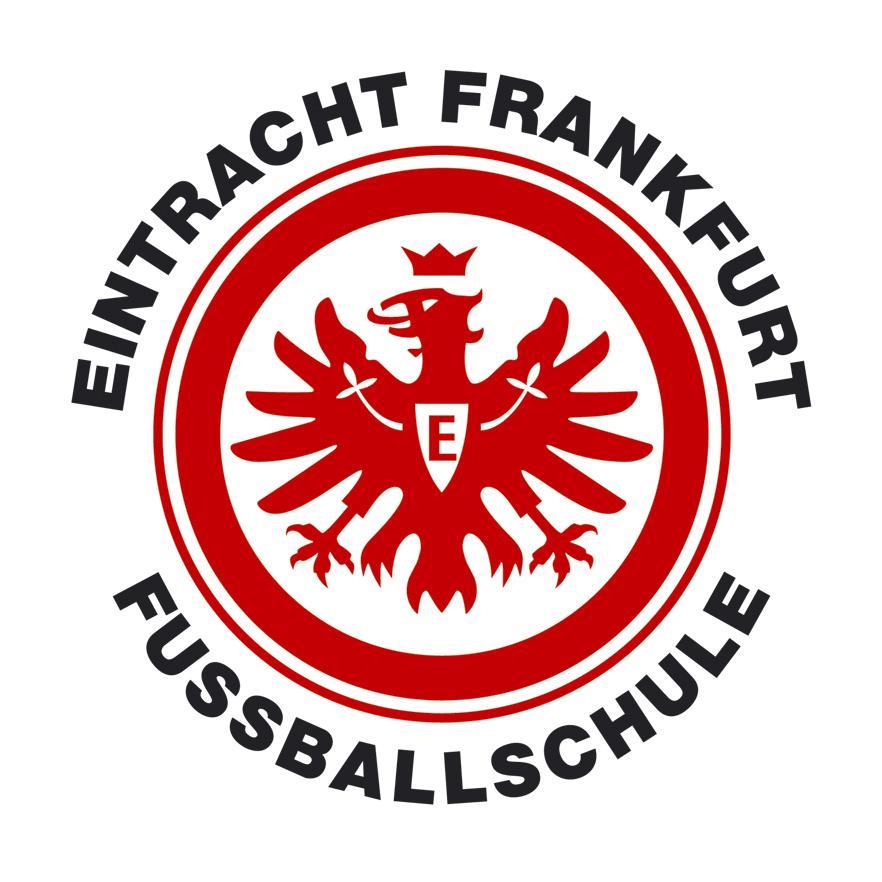 Logo Eintracht Frankfurt Fußball AG / Fußballschule