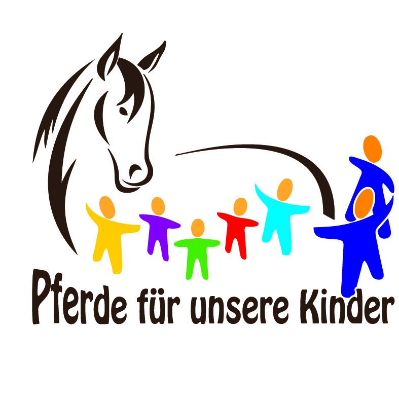 Logo Pferde für unsere Kinder e.V.