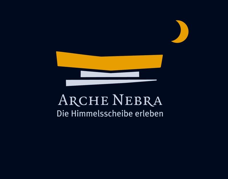 Logo Arche Nebra - Besucherzentrum am Fundort der Himmelsscheibe von Nebra