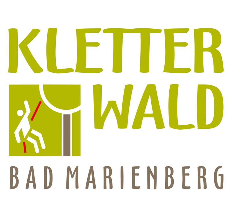 Logo Kletterwald Bad Marienberg GmbH im Wildpark