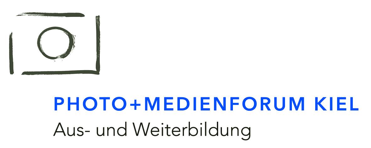 Logo PHOTO+MEDIENFORUM KIEL e.V.
