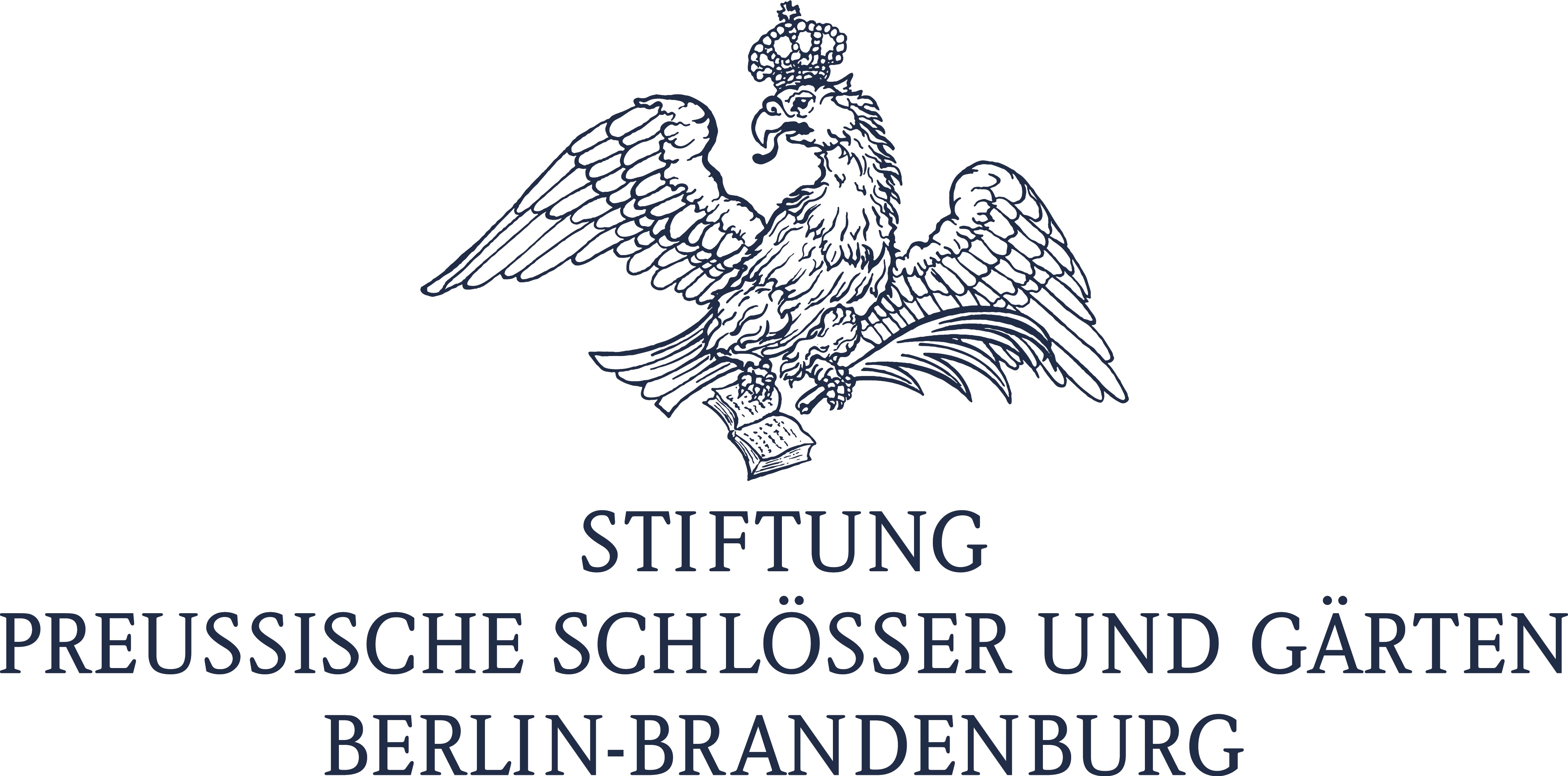 Logo Stiftung Preußische Schlösser und Gärten Berlin-Brandenburg