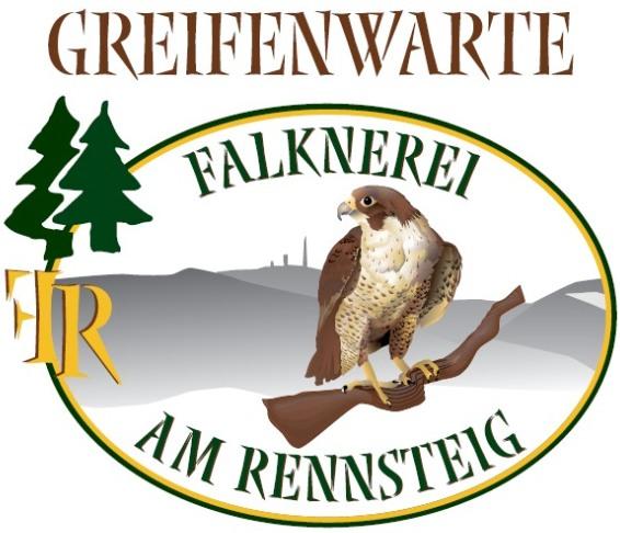 Logo Falknerei am Rennsteig