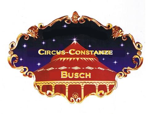 Logo Circus Constanze Busch