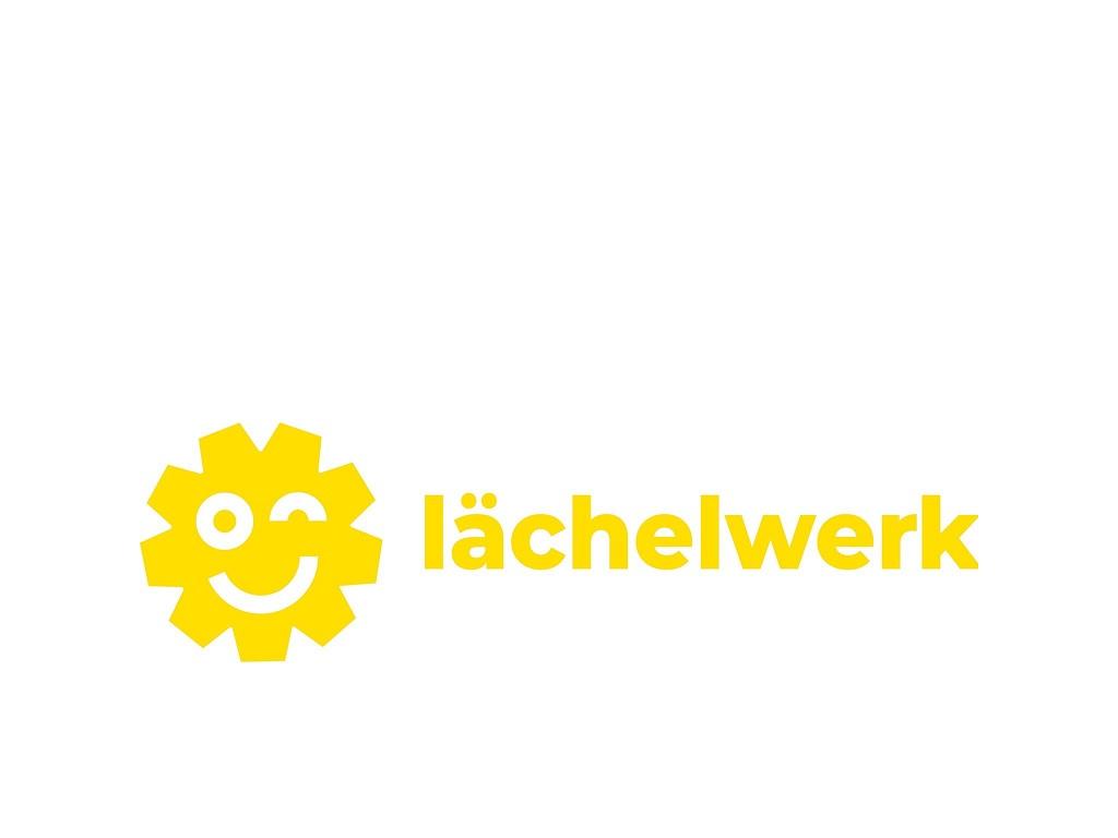 Logo Lächelwerk e.V.