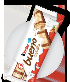 Kinder Bueno White - prodotto