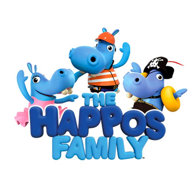 Vieni a scoprire tutta la collezione The Happos Family