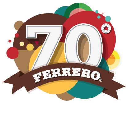 logo 70 anni
